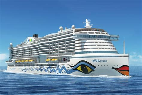 passagierzahl aida prima aidaprima cruise ship photos aida cruises