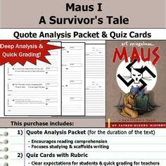 maus i a survivor s tale my bleeds history the outsiders unit bundle pacing guide the o jays and