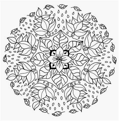 challenging mandala coloring pages mandala flower coloring pages difficult free mandala