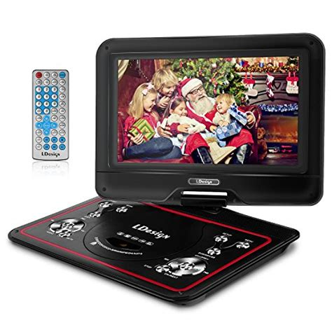 Portable Dvd Player For Car With Usb Port by 10 5 Inch Portable Dvd Player Ldesign Headrest Dvd Player