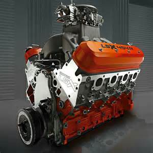the 776 hp lsx454r most powerful crate engine by
