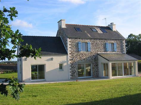 Grange Rénovée Avant Apres by Maison Bretonne R 233 Nov 233 E 5 7pers Baie De Morlaix