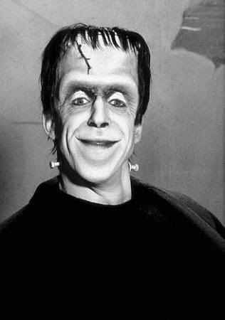 imagenes de la familia herman monster qu 201 fue de los actores de quot la familia munster quot