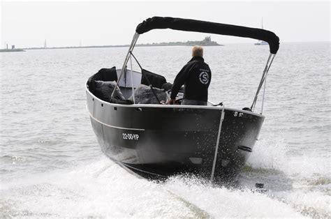 steelfish sloep te koop steelfish rescue 700 aluminium snelle sloep by steelbox on