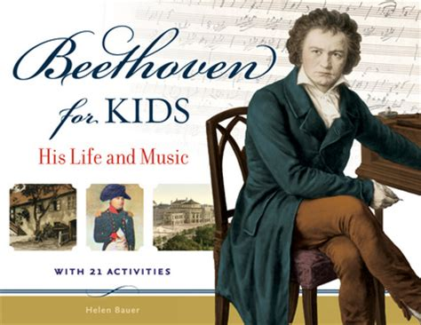 beethoven biography book review beethoven for kids chicago review press