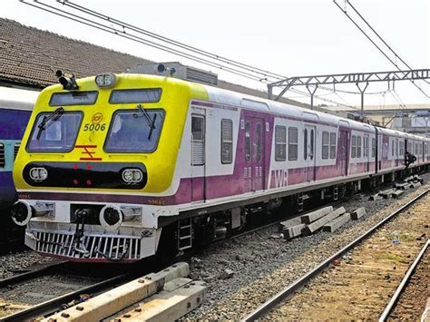 Mumbai railway commute gets better, new local trains will ...
