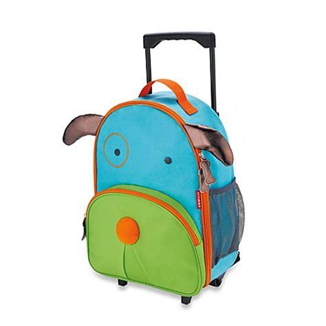Skip Hop Zoo Luggage Kid Rolling Luggage Giraffe skip hop 174 zoo kid rolling luggage in buybuy baby