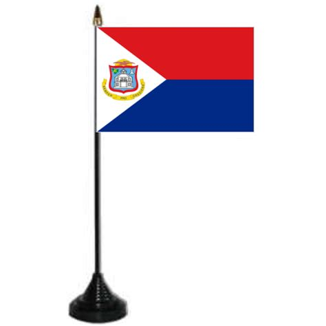 desk flag stand st maarten desk table flag with plastic stand and base