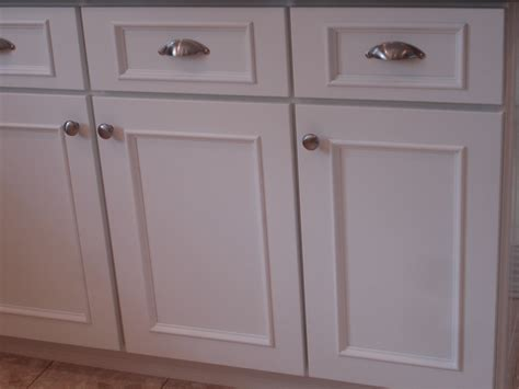adding trim to cabinet doors forever decorating evolution of the kitchen