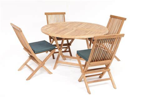 Teak Garden Furniture Set Biarritz Teak Garden Furniture Dining Set Humber Imports