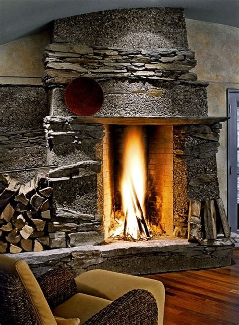 Amazing Fireplaces by Amazing Fireplace Cool Houses Buildings