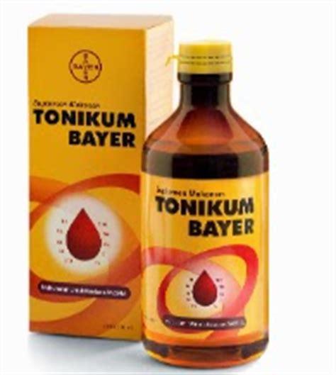 Tonikum Bayer Penambah Darah 330ml tonikum bayer multivitamin untuk keadaan anemia informasi obat obatan