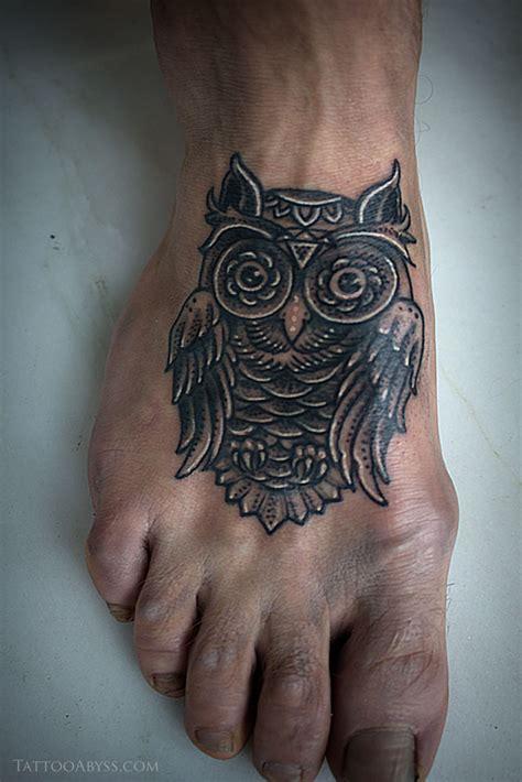 mandala foot tattoo 60 owl tattoos ideas for foot