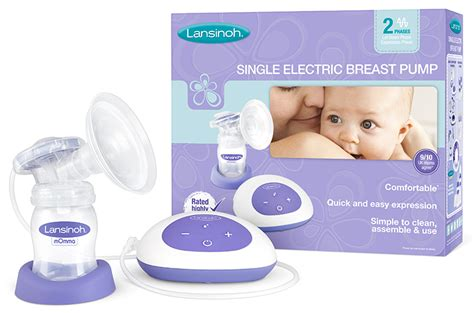 lansinoh breast lansinoh s single electric breast for efficient