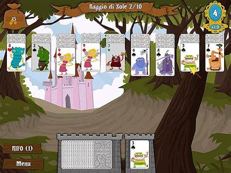 carte da tavolo solitari 1 solitaire gioco screenshot