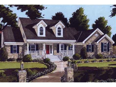 nantucket place cape cod home plan 065d 0186 house plans