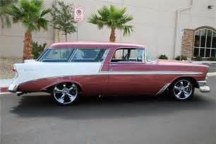 1956 Chevrolet Nomad Station Wagon 1956 Chevrolet Nomad Custom Wagon 115972