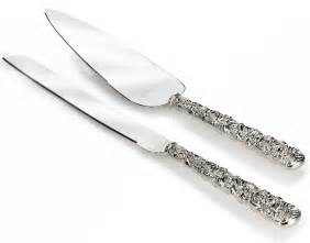kuchen messer lhuillier by waterford sunday cake knife and
