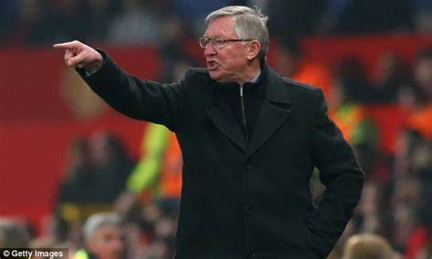 Hairdryer Ferguson sir alex ferguson distraught to speak after manchester united s defeat to real madrid