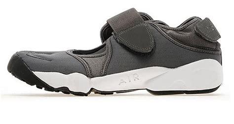 Nike Air Rift For 1 nike air rift grey nike air rift split toe outright