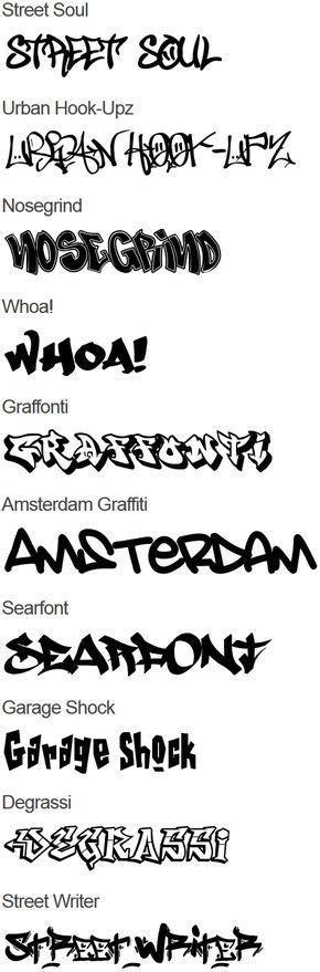 graffiti fonts graffiti  cricut street art