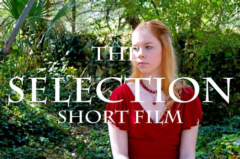 the selection movie 2016 cast watch online in english with the selection short film youtube