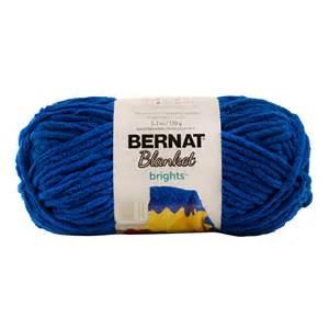 Large Blue Rugs Bernat Blanket Brights Knitting Yarn 150g Readicut Co Uk