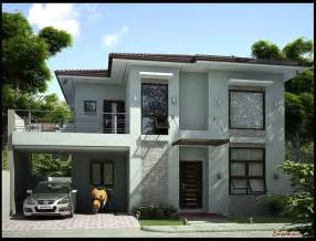 Simple Modern House by 152 Best Images About Desain Fasad Rumah Minimalis On