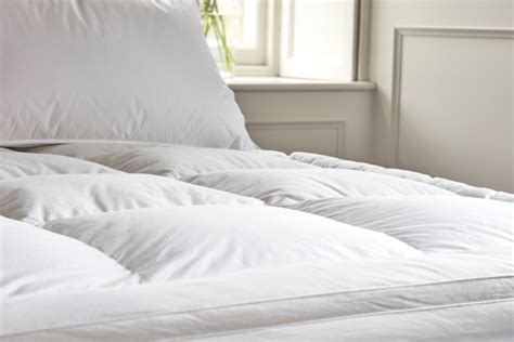 5 inch down pillow top feather bed goose down and feather mattress toppers the duvet store