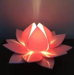 Lotus Flower Light Lotus Flower Table L Bedside L By Kirsty Shaw