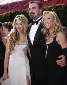 Tom selleck and family arrive at emmys moms amp babies celebrity