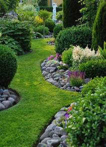 Landscape Edging With Rocks 1000 Ideas About Garden Edging On Flower Bed