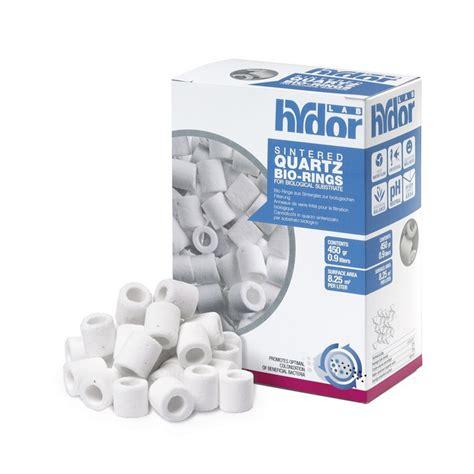 Bio Ring Ceramic hydor 540g ceramic quartz bio ring aquarium media