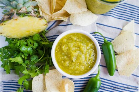 doodle salsa my name is snickerdoodle pineapple tomatillo salsa only
