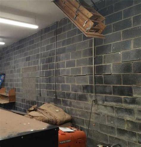 bowing basement wall basements a burden or a bonus