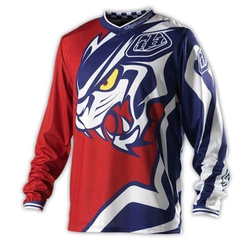 jersey design ideas tiger head glasses sprint ops mtb downhill motocross long