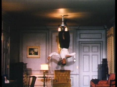 Fred Astaire On The Ceiling by Royal Wedding 1951 Silver In A Haystack