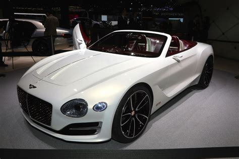 Electric Bentley Concept Previews Design Direction For