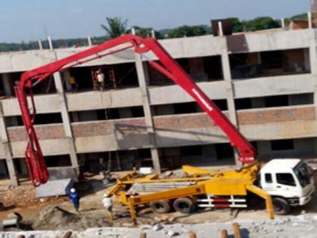Harga Sewa Pompa Beton harga sewa pompa beton concreate terbaru 2018
