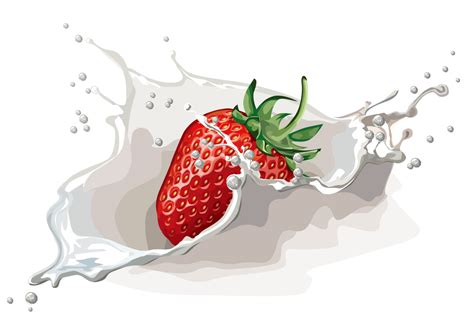 Chil Go Milk Strawberry 6x140ml the gallery for gt strawberries background