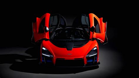 2019 Mclaren P15 by New Mclaren Senna P15 Sacrifices Looks For Ultimate