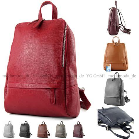 Lederrucksack Damen 3127 lederrucksack damen rucksack damen leder handtasche