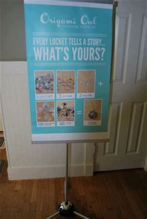 Origami Owl Banner - origami owl on 44 pins