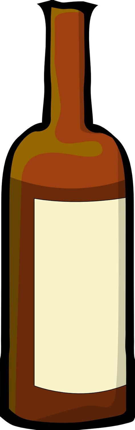 cartoon wine png wine bottle gallery for clip art alcohol bottle image 19724
