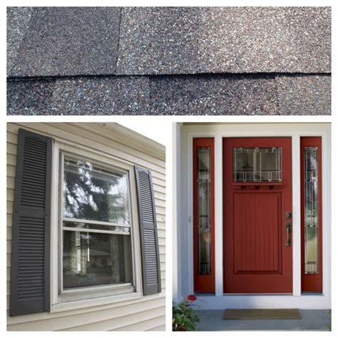 brick house with red door brick red door for the home pinterest