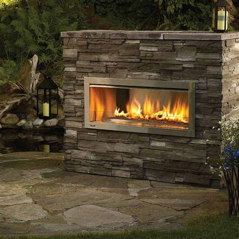 regency hzo42 outdoor gas fireplace hawkesbury heating