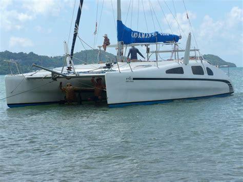 catamaran charter in thailand catamaran summerhaven 10 65 sailing thailand yacht