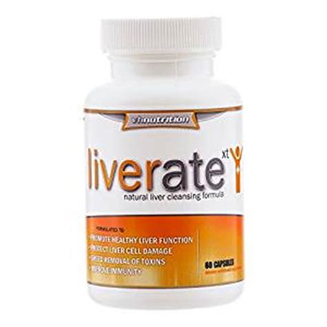 B Vitamins Detox by Liveratext Liver Cleanse Detox Pills