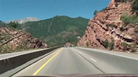 drive up pikes peak hd driving up pikes peak part 1 of 21 high definition