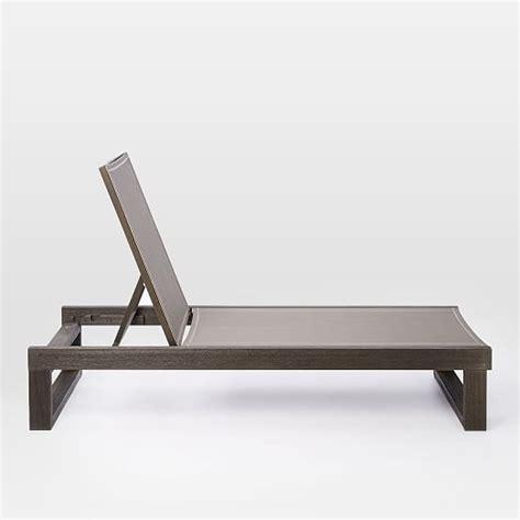 west elm chaise longue portside textilene lounger west elm